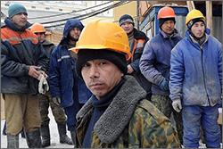 КОЛИЧЕСТВО ТРУДОВЫХ МИГРАНТОВ ИЗ ЦЕНТРАЛЬНОЙ АЗИИ В РОССИИ НЕСКОЛЬКО СОКРАТИЛОСЬ