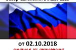 ОБЗОР ИЗМЕНЕНИЙ ОТ 02.10.2018 Г. В УКАЗЕ ПРЕЗИДЕНТА № 1325 + НОВЫЕ БЛАНКИ